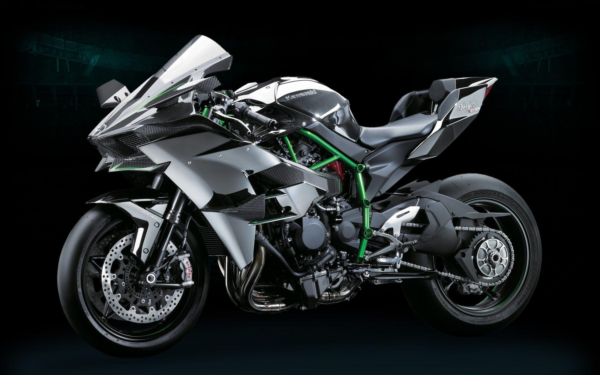 2015 Ninja ZX10R Wallpapers 2000x1250