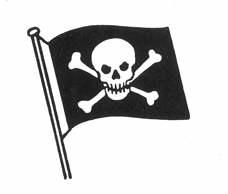 Jolly Roger Flag Pirates jolly roger flag 900x765