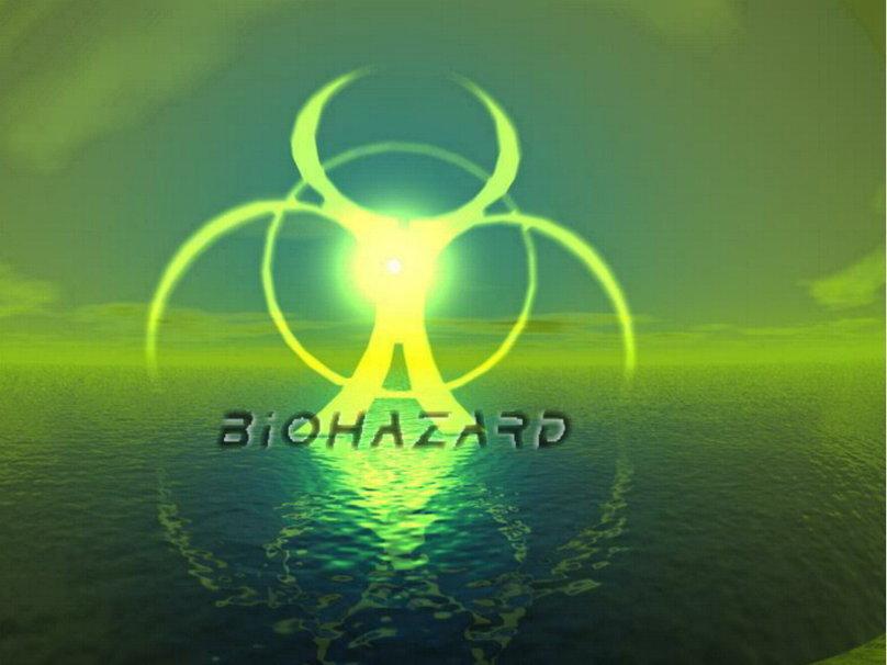 Biohazard   Green World Wallpaper   ForWallpapercom 808x606