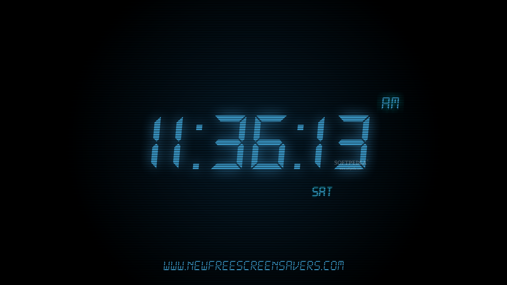 nfsOldDigitalClock Download   Softpedia 1920x1080