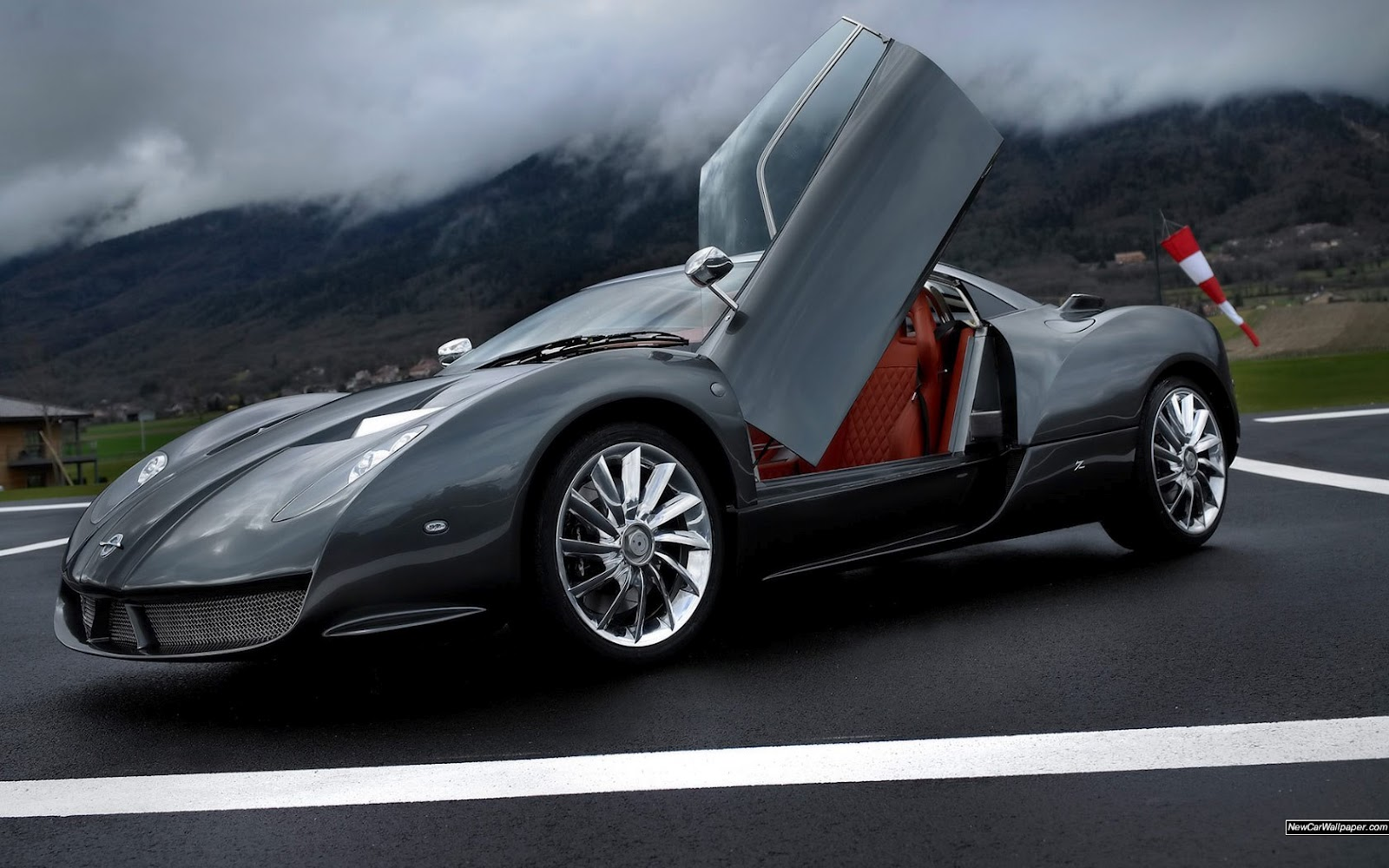 Modified Fast Cars Wallpaper 1600x1000