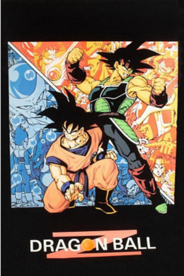 Dragon Ball Z Goku iPhone 4 Wallpaper Wallpapers Photo 640x960