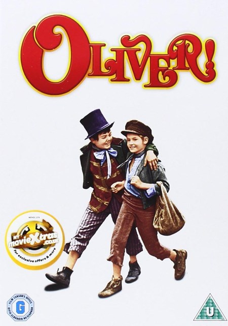 Oliver Widescreen [DVD] ZOOMcouk 450x641