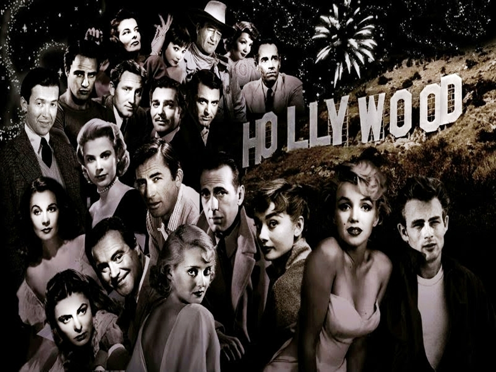Hollywood   Classic Movies Wallpaper 20576315 1024x768