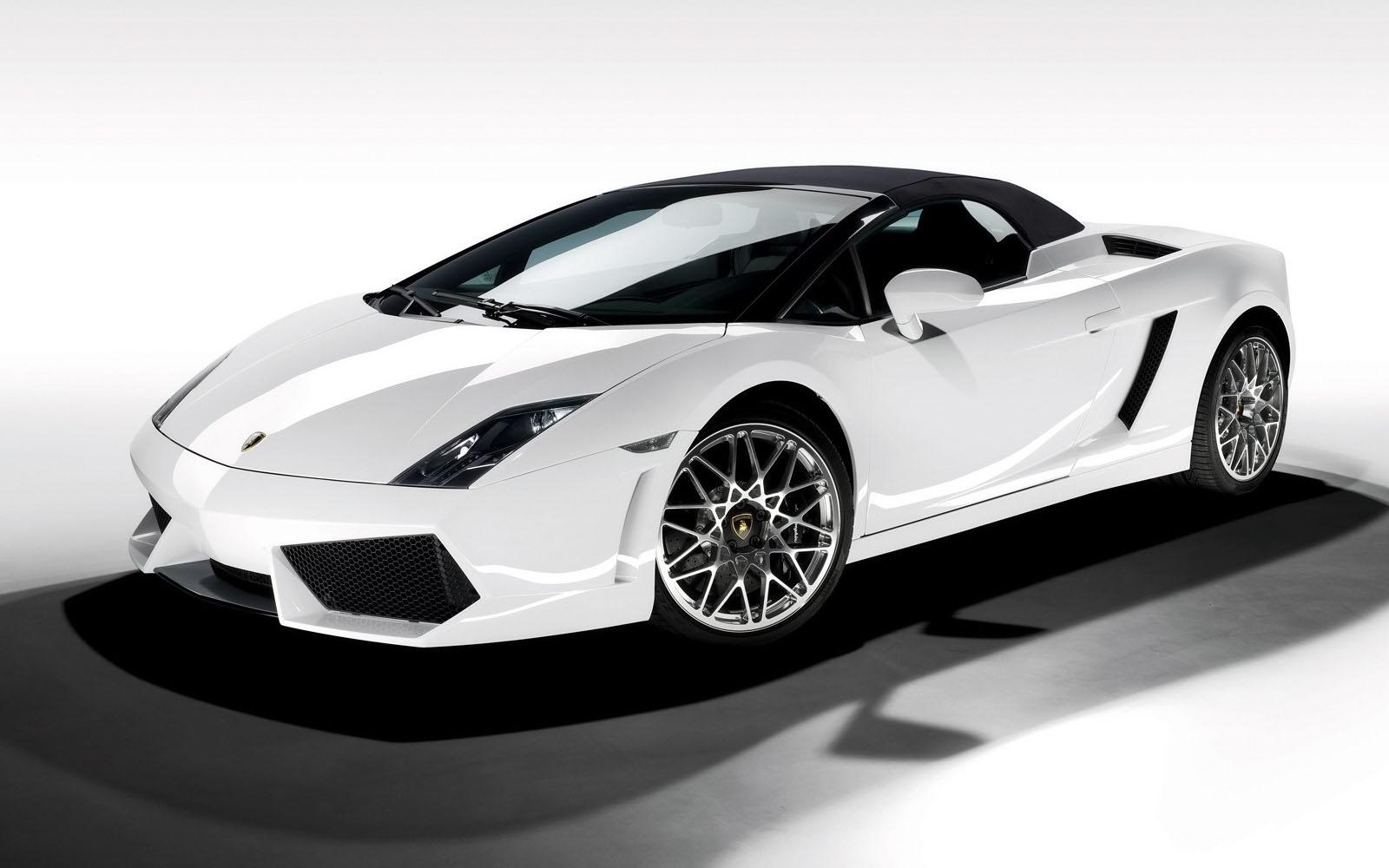 Lamborghini Gallardo Backgrounds Wallpapersafari