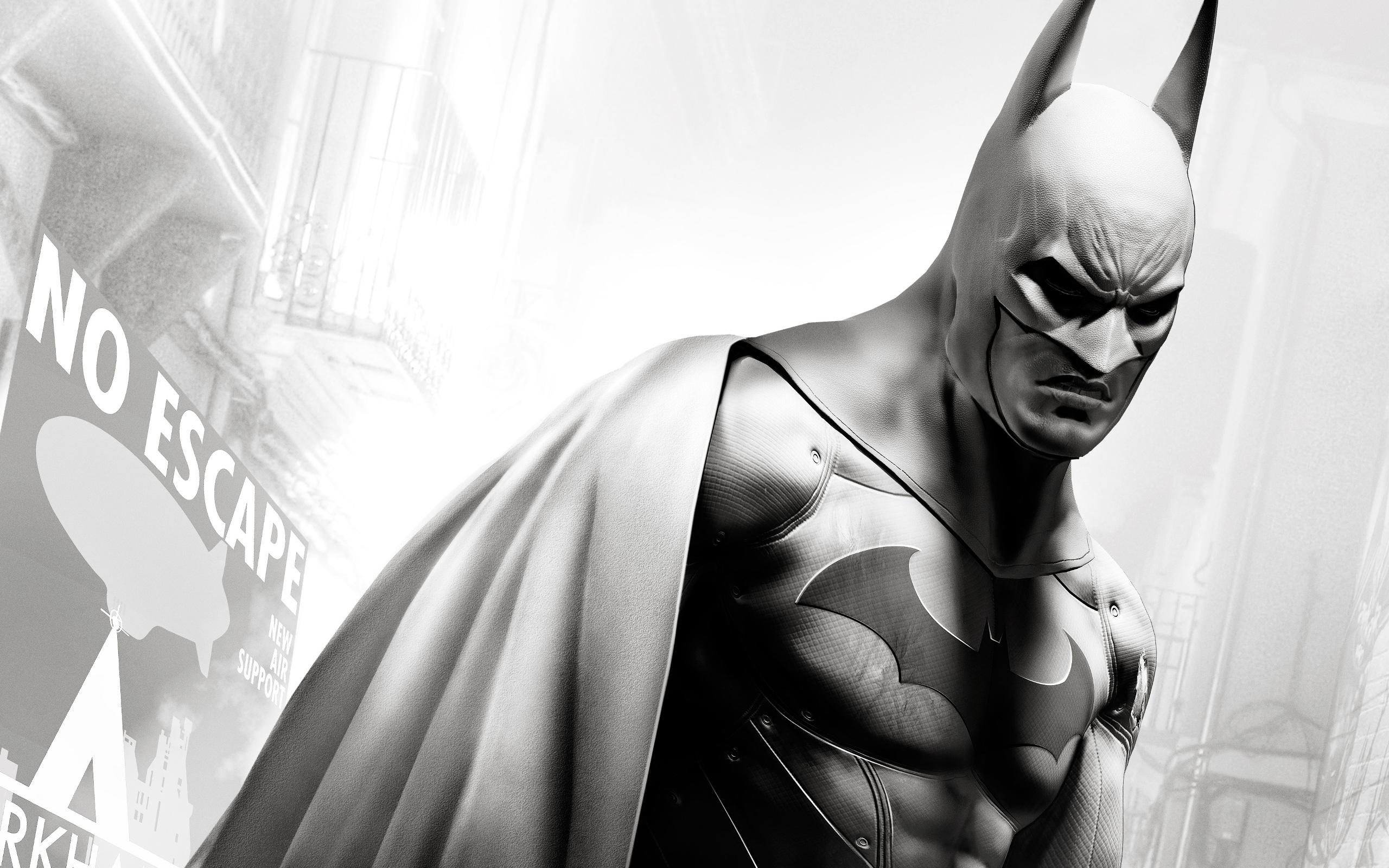 Batman Arkham City Computer Wallpapers Desktop Backgrounds 2560x1600