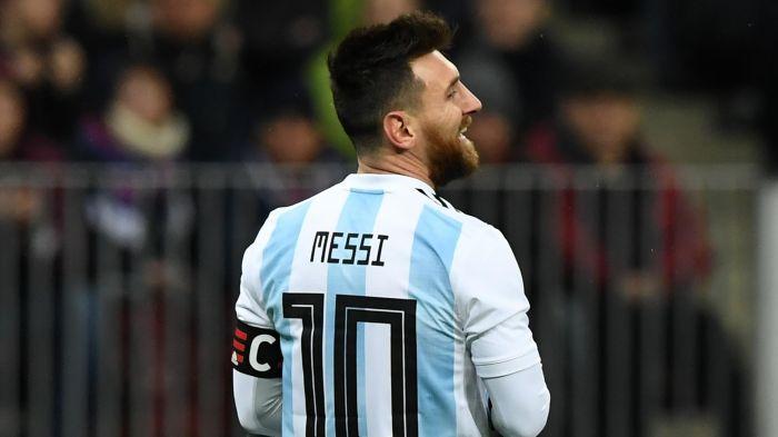 Flocage Argentine 2018 2019 Messi Dybala Higuain etc 700x393