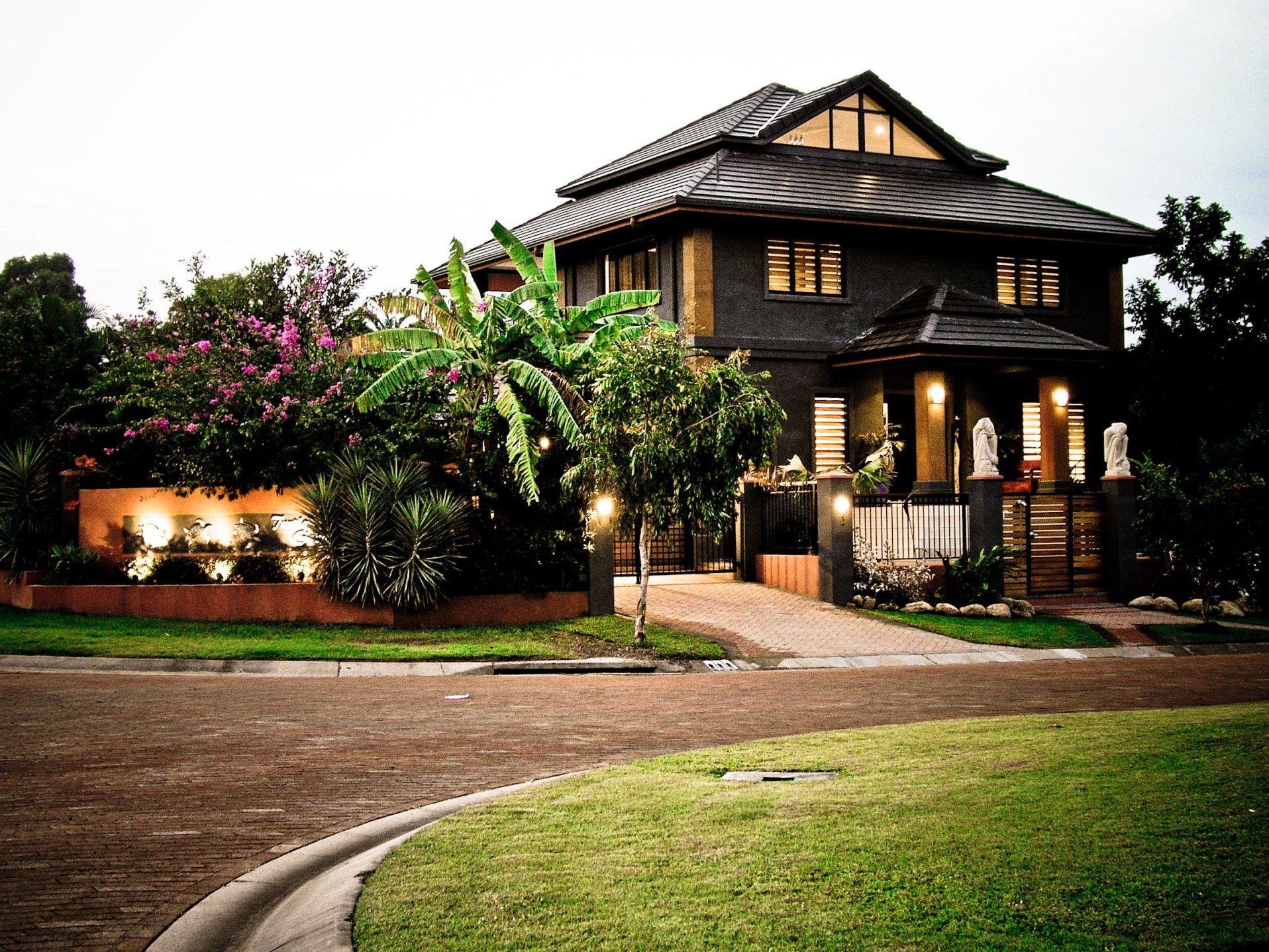 40 Beautiful House Hd Wallpapers On Wallpapersafari
