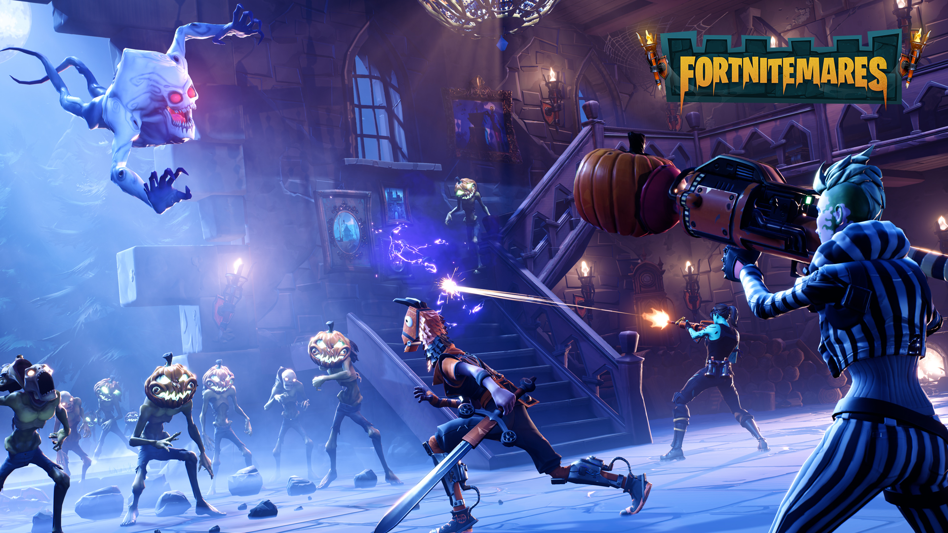 Fortnitemares Update 18 Patch Notes 1920x1080