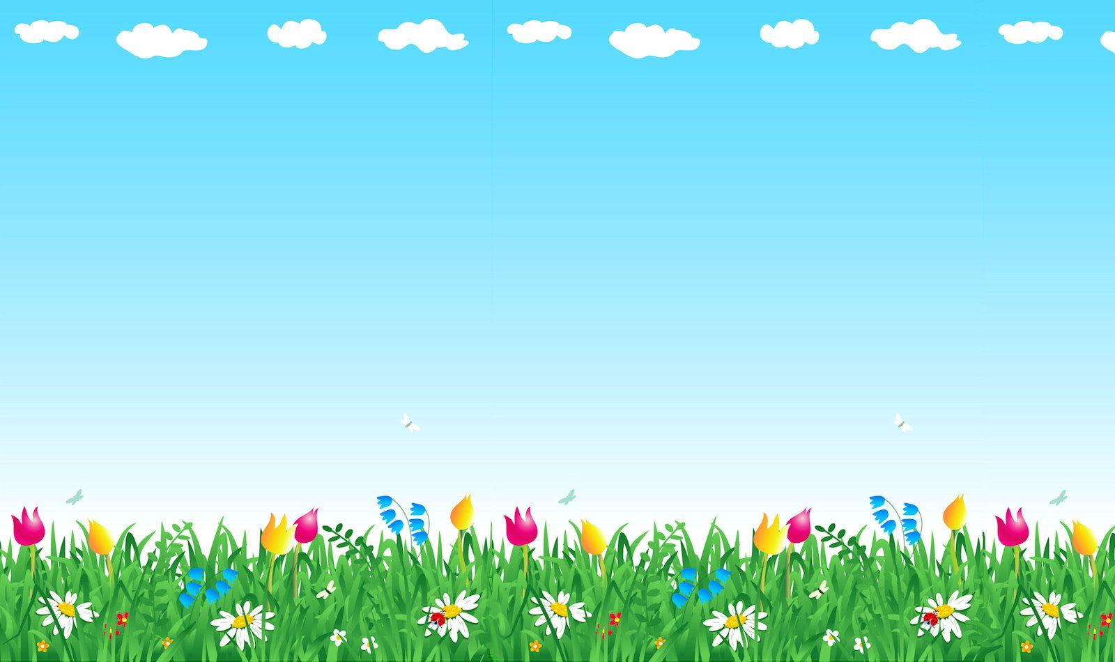 preschool background background Wallpaper Design Graphic design 1600x950