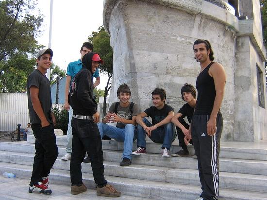 Boys in the hood 550x413