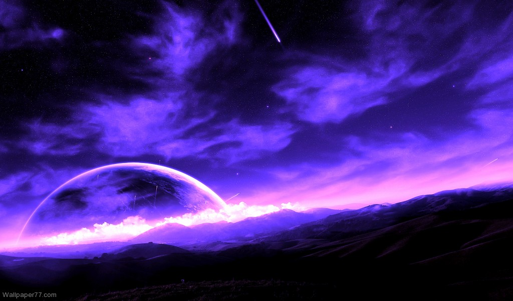 Planet black earth orbit planet planet wallpapers space wallpapers 1024x600