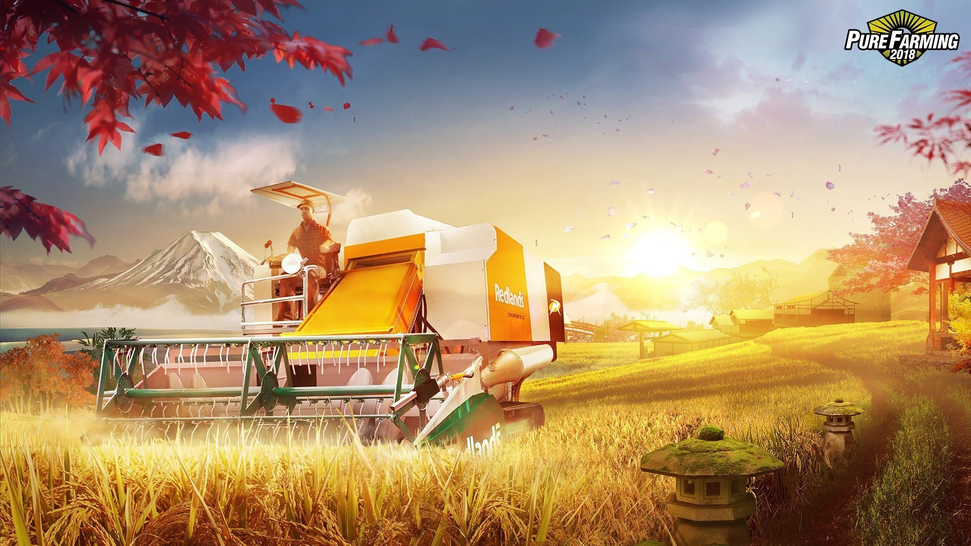 2 Pure Farming 2018 HD Wallpapers Background Images   Wallpaper 1920x1080