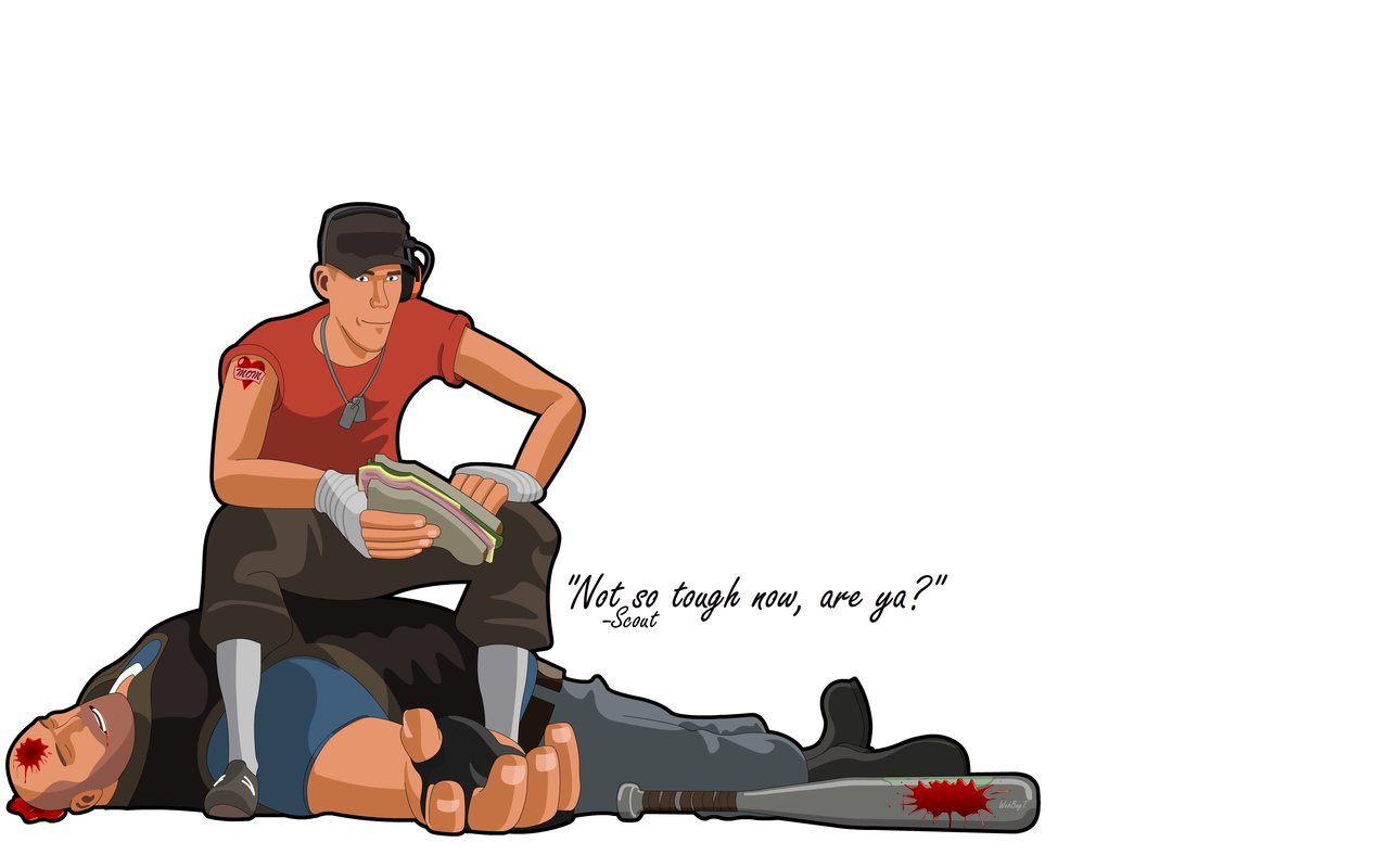 Team Fortress 2 Scout ...