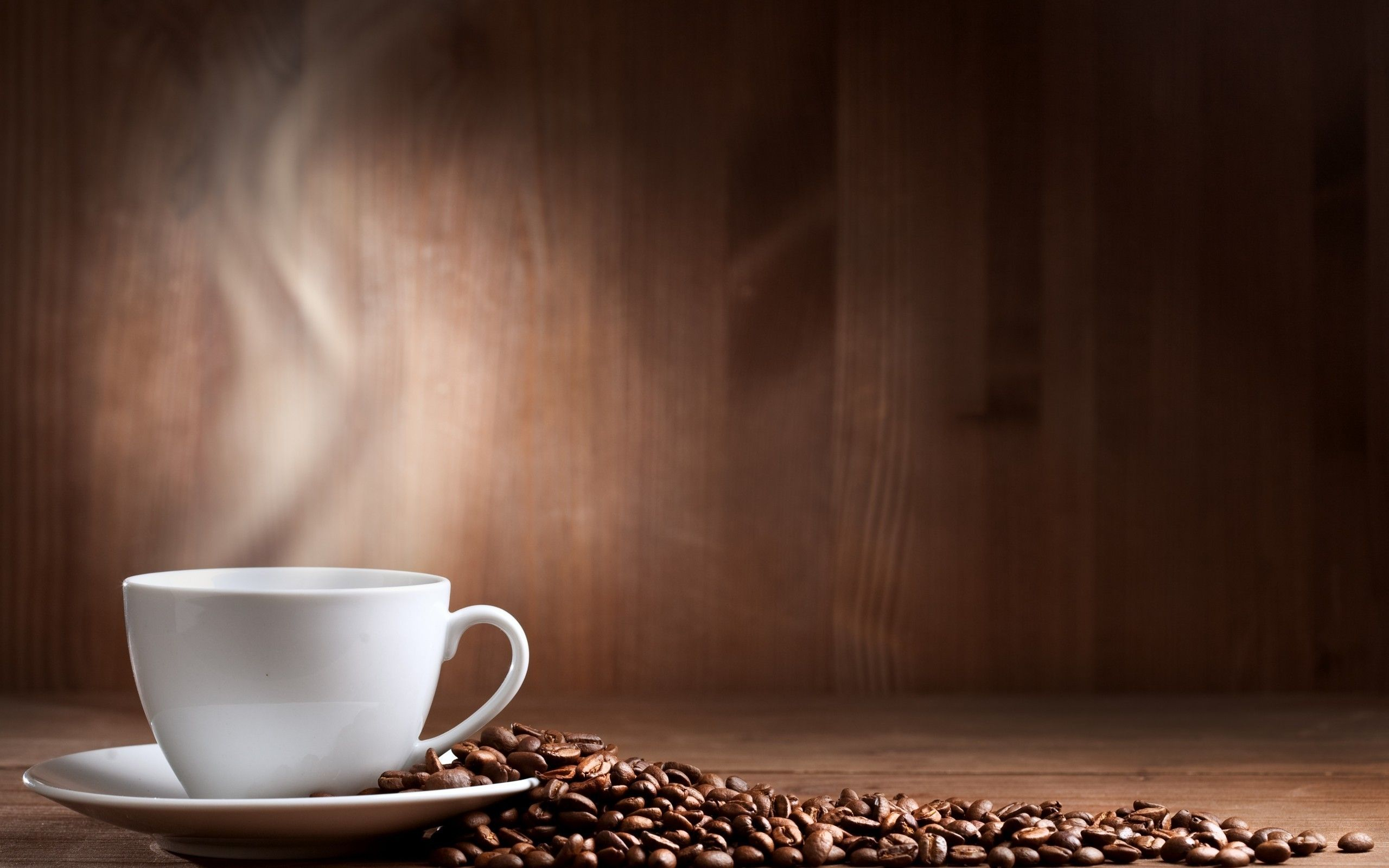 Coffee Background Wallpaper for desktop and mobile in high 2560x1600