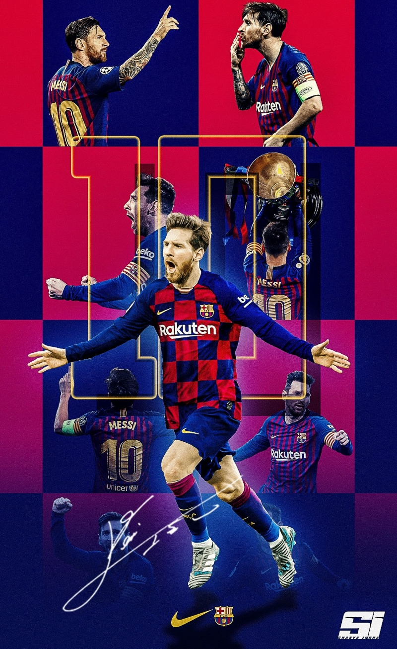Messi 2020 Wallpapers   Top Messi 2020 Backgrounds 800x1306