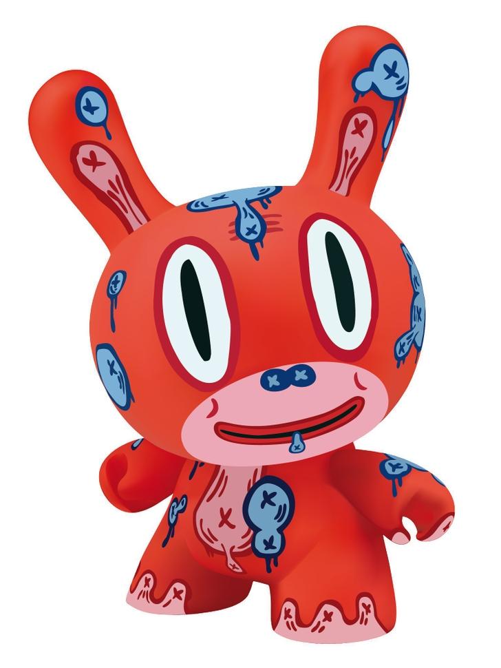 dunny kid robot vinyl toys 1536x2048 wallpaper High Quality Wallpapers 728x970