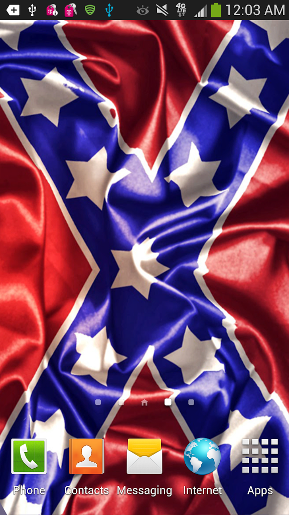 Confederate Flag L Wallpaper   Android Apps Games on Brothersoftcom 576x1024