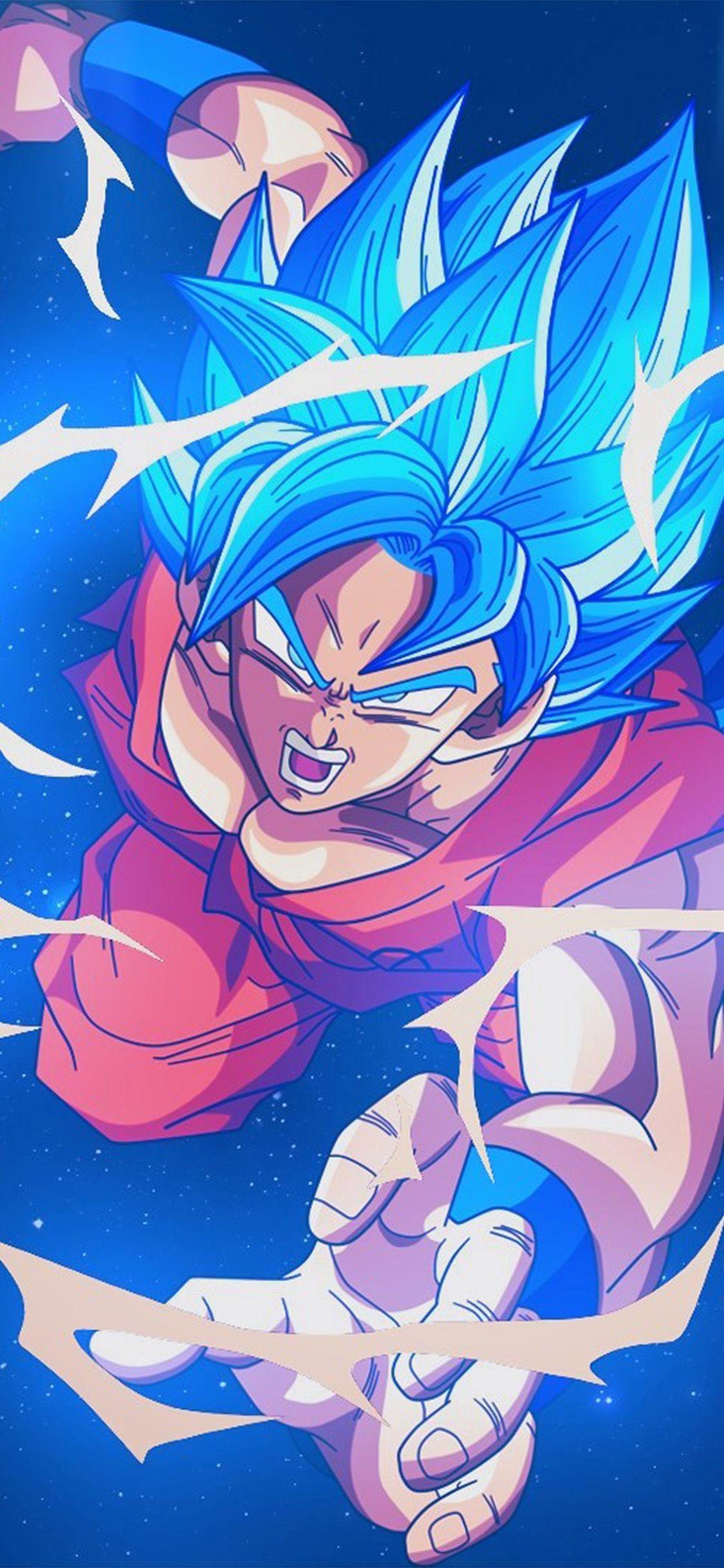 77 Goku Iphone Wallpapers on WallpaperPlay 1125x2436