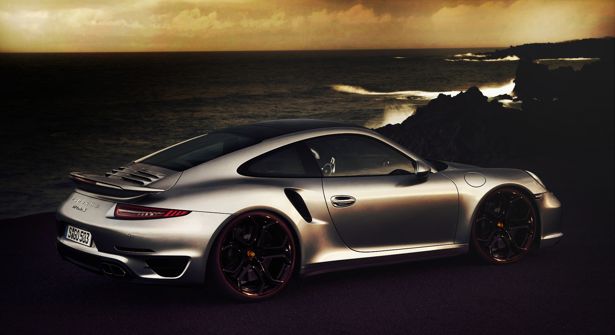 Porsche 911 Turbo S Wallpaper by GFXy 1980x1080
