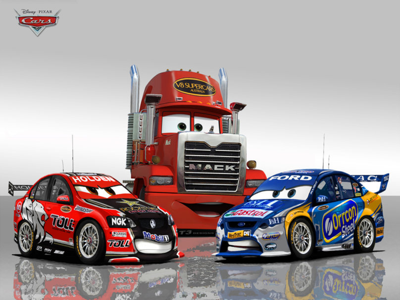 AUS V8 SUPERCARS wallpaper   ForWallpapercom 808x606