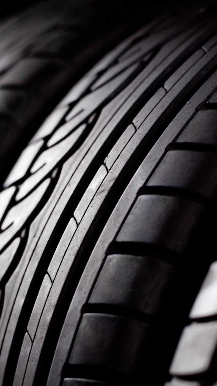 Rubber Tyre Wallpaper 44498   Baltana 720x1280