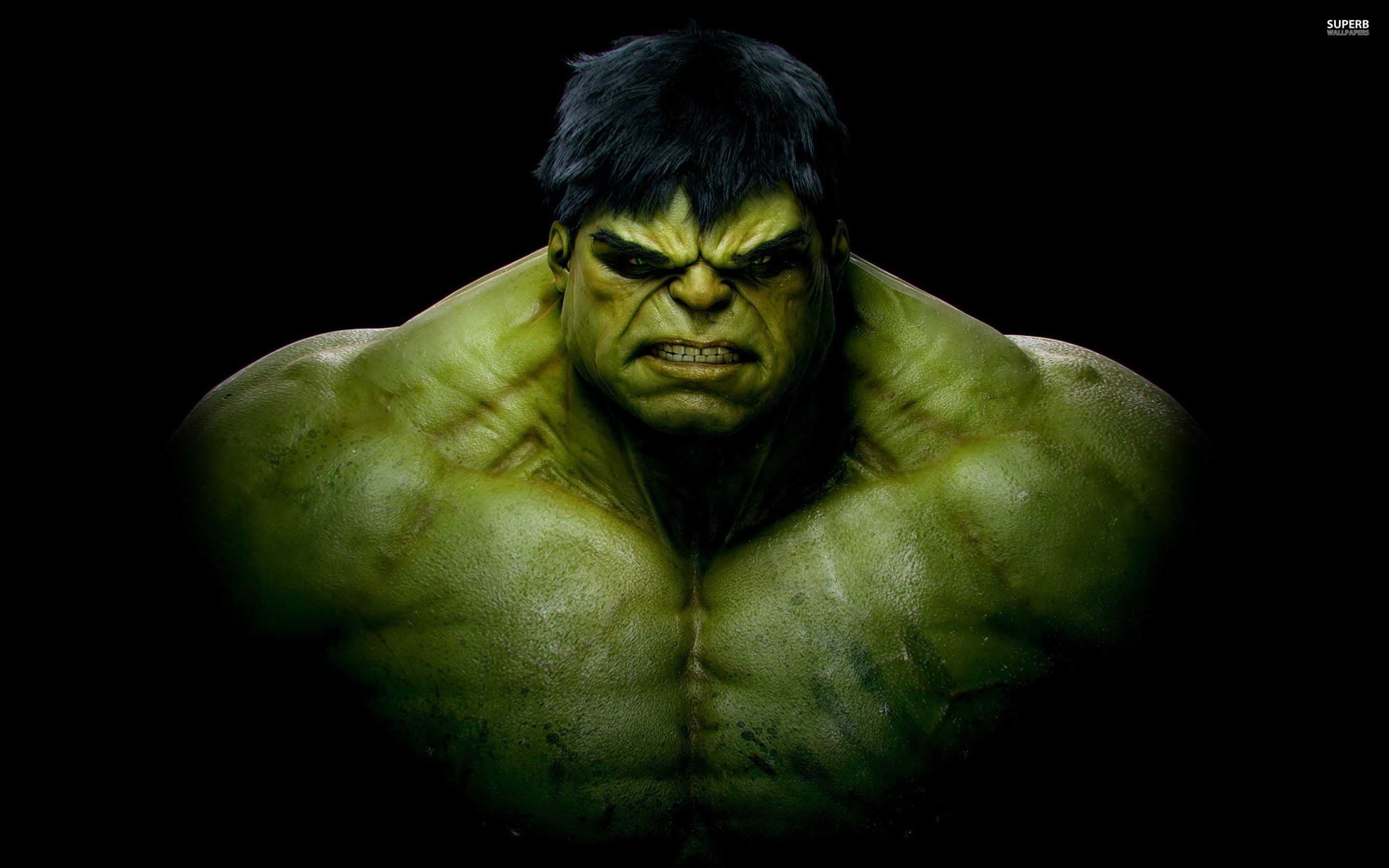HQ Definition The Incredible Hulk Background Images for 2880x1800