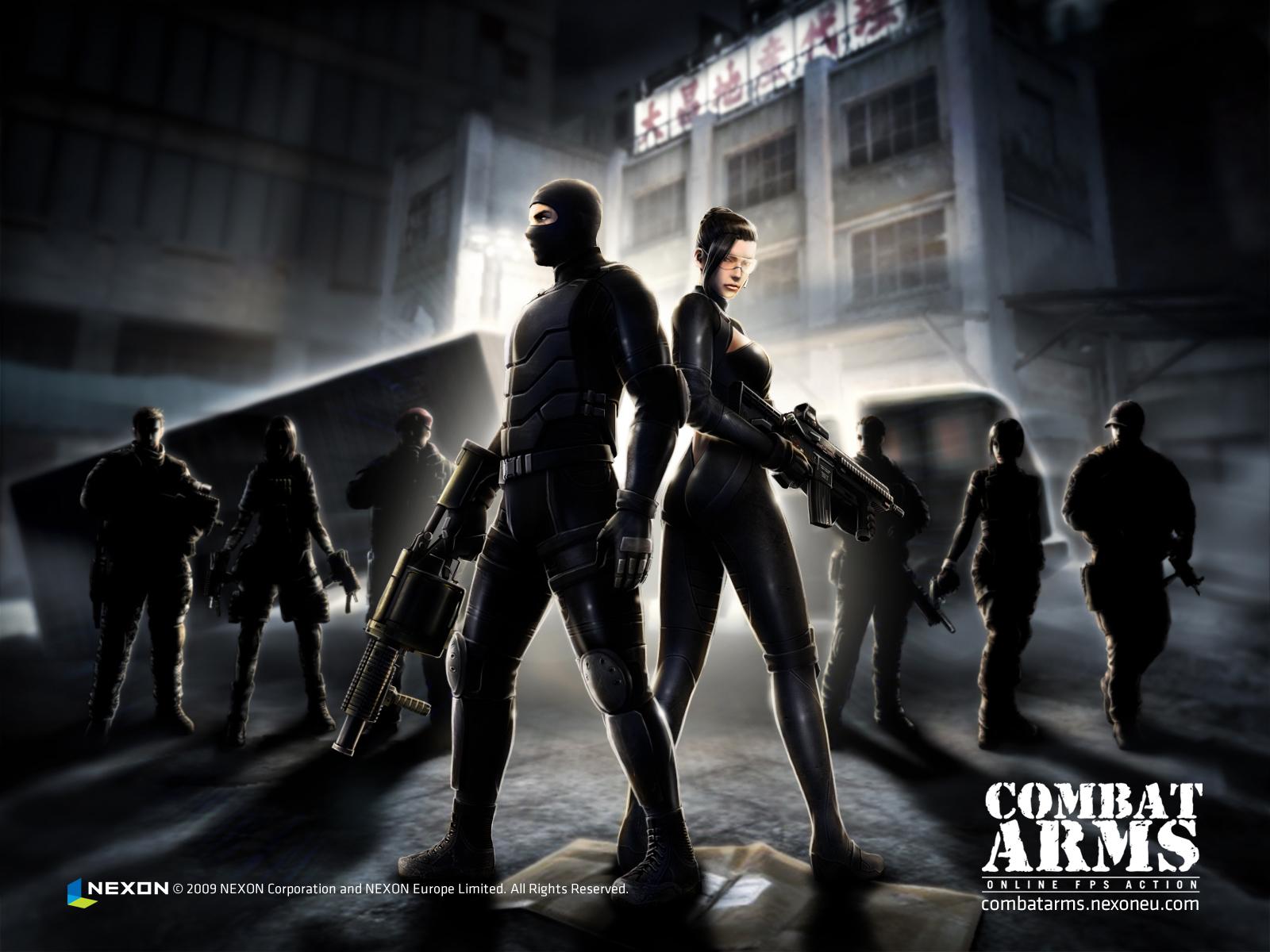 Combat Arms Europe   Download Wallpaper 1600x1200
