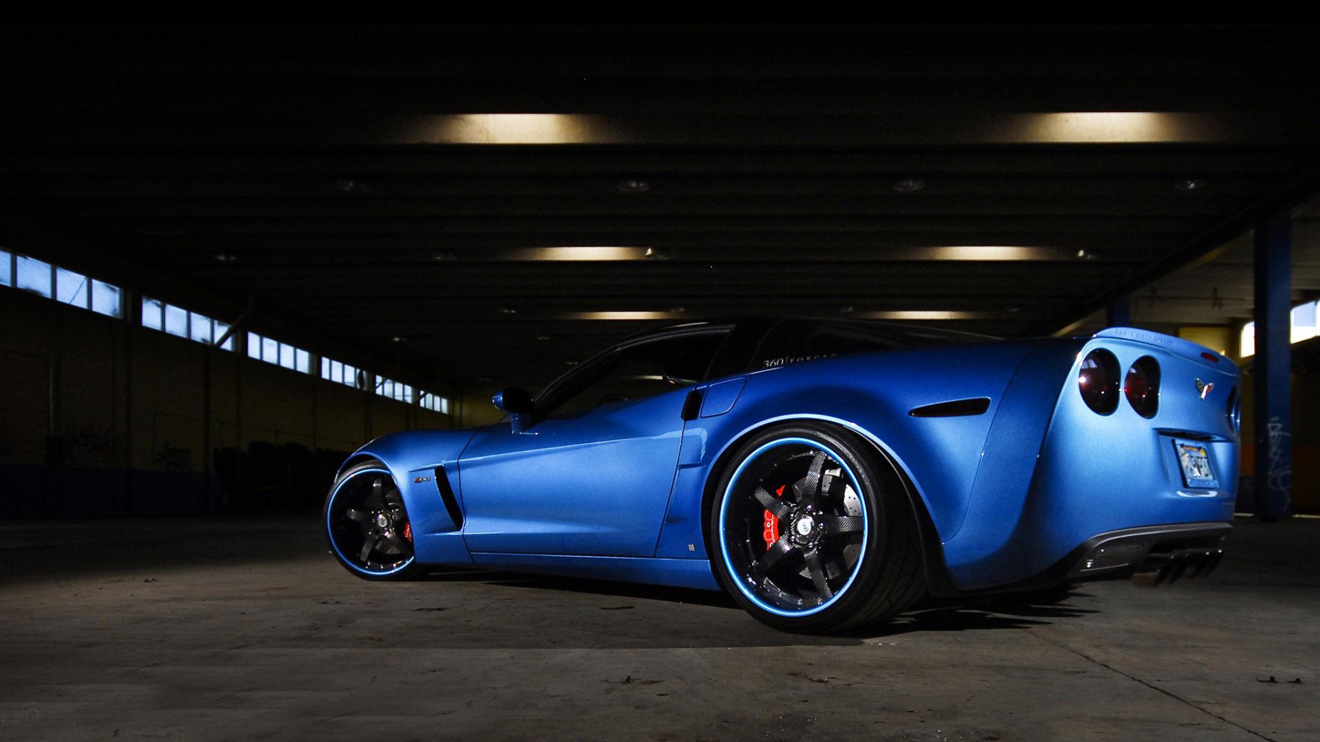 Corvette C6 Wallpaper Wallpapersafari