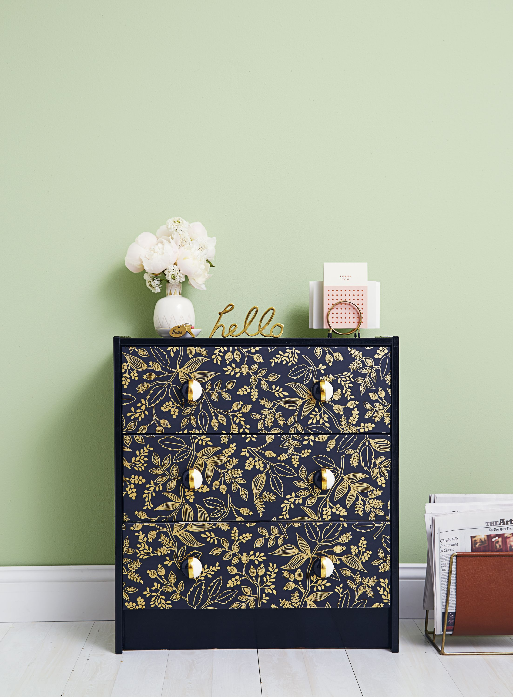 10 Ways to Make Over Your Favorite IKEA Dresser IKEA Hacks 2205x3000
