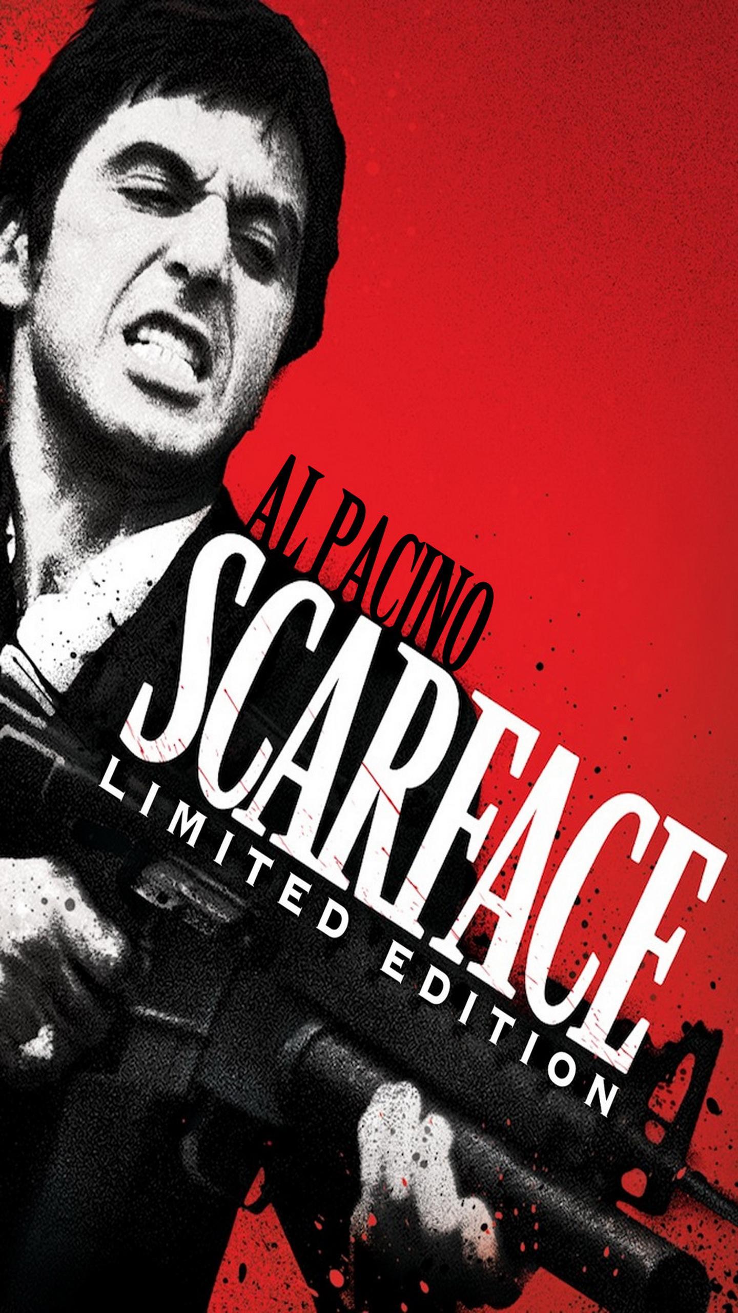Scarface tropical wallpaper wallpapersafari - Scarface background ...