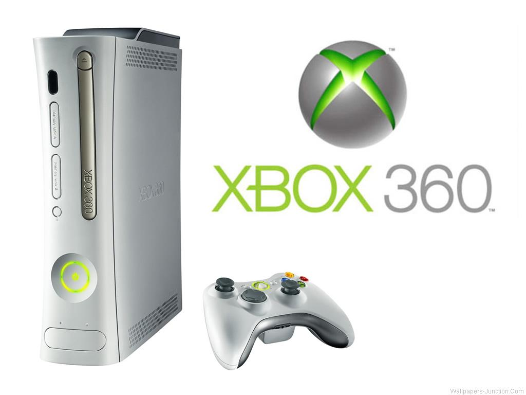 Xbox 360 Wallpapers 1024x768
