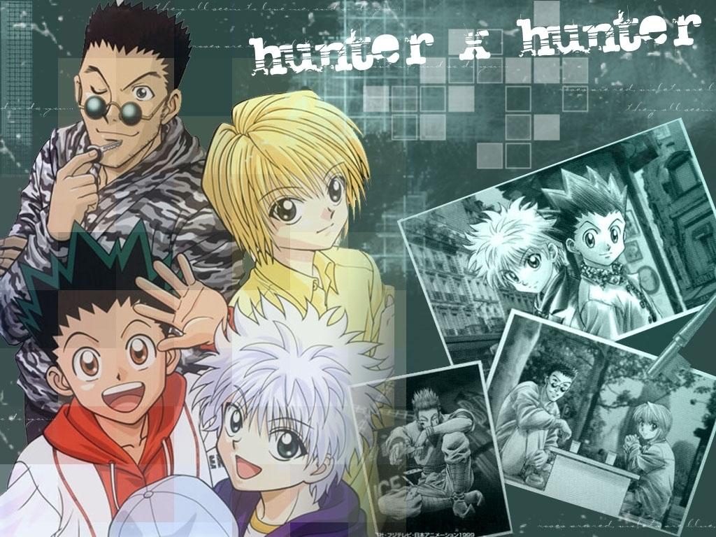 Hunter x Hunter Hunter x Hunter Wallpaper 6340108 Fanpop 1024x768