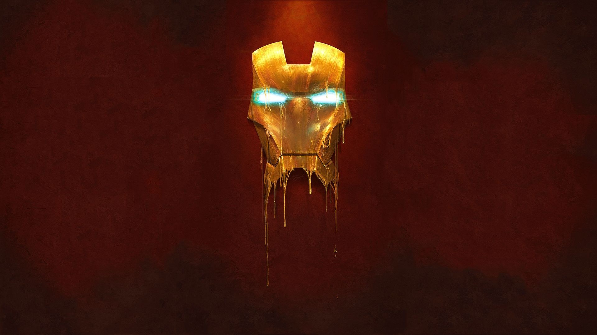 Iron Man Colored Wallpaper Images amp Pictures   Becuo 1920x1080