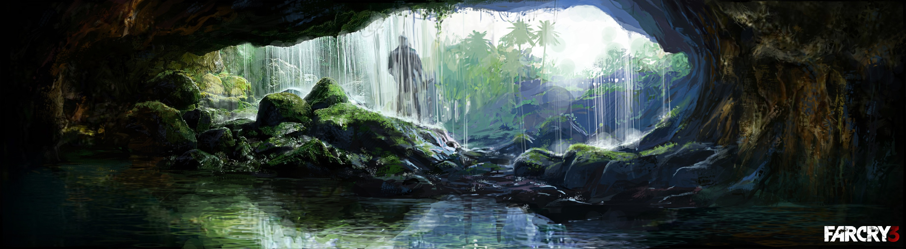 Far Cry Computer Wallpapers Desktop Backgrounds 3000x826 ID 3000x826