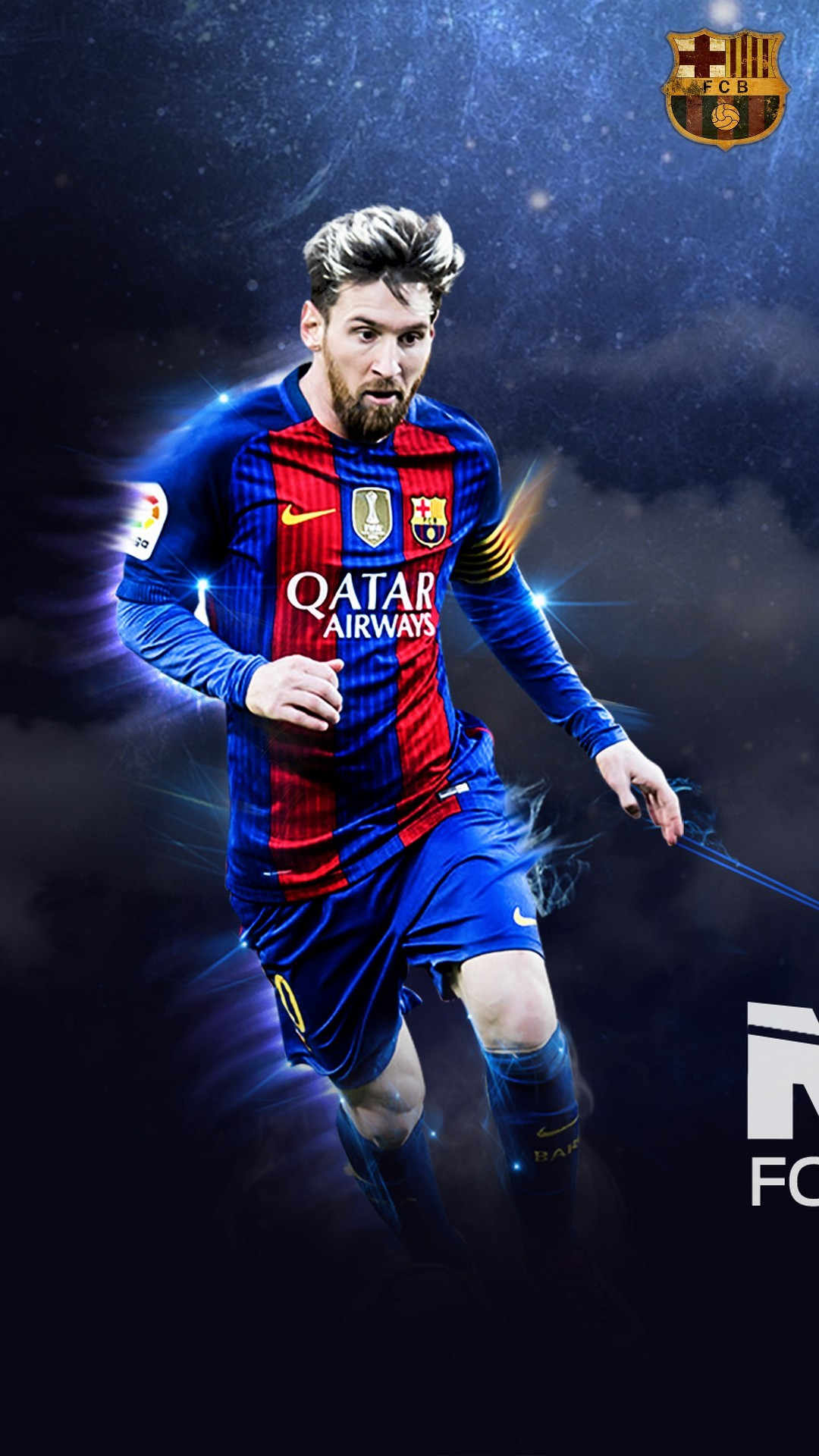 download Messi iPhone 8 Wallpaper 2019 Football Wallpaper 1080x1920