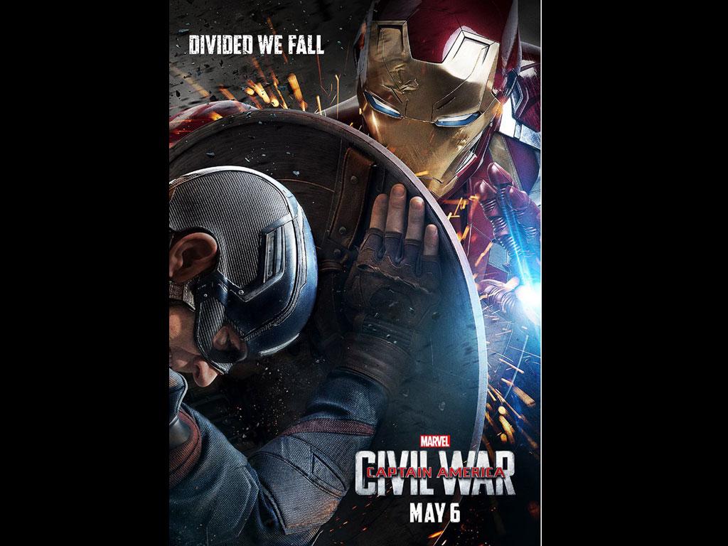 America Civil War HQ Movie Wallpapers Captain America Civil War 1024x768