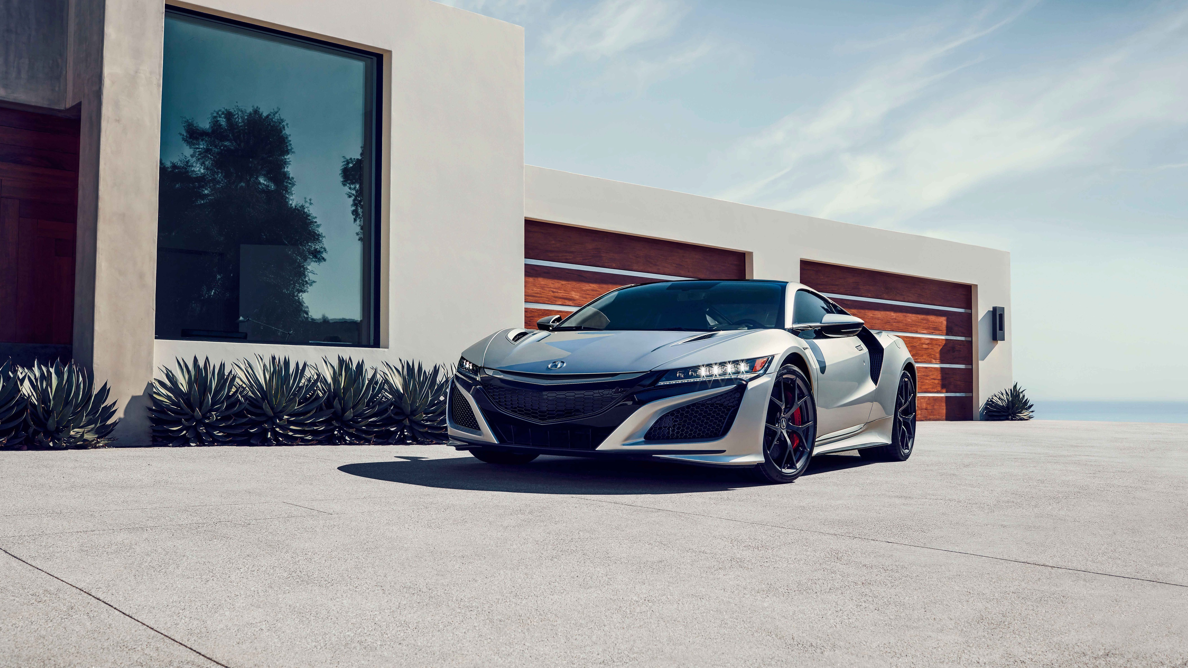 Acura NSX 4k Ultra HD Wallpaper Background Image 3840x2160 3840x2160