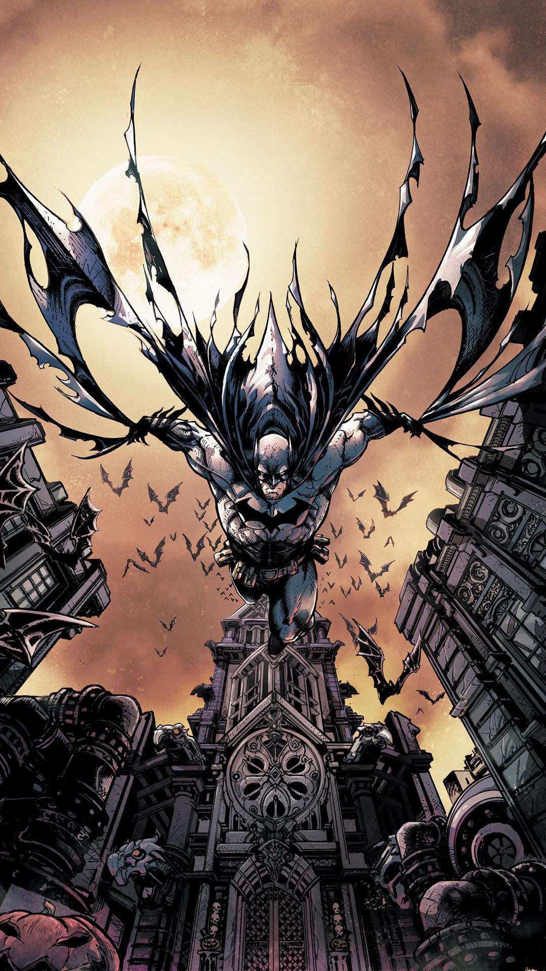 Dc Comics IPhone HD Wallpaper 1080x1920