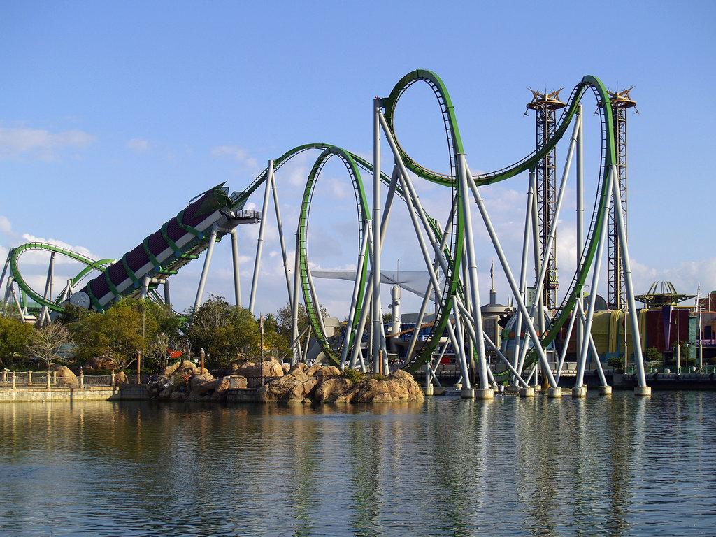 Universal Studios Orlando 1024x768