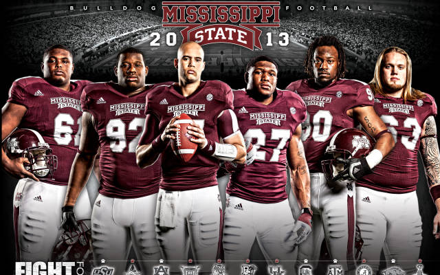 Football Reveals 2013 Schedule Poster Schedule Cards   Mississippi 640x400