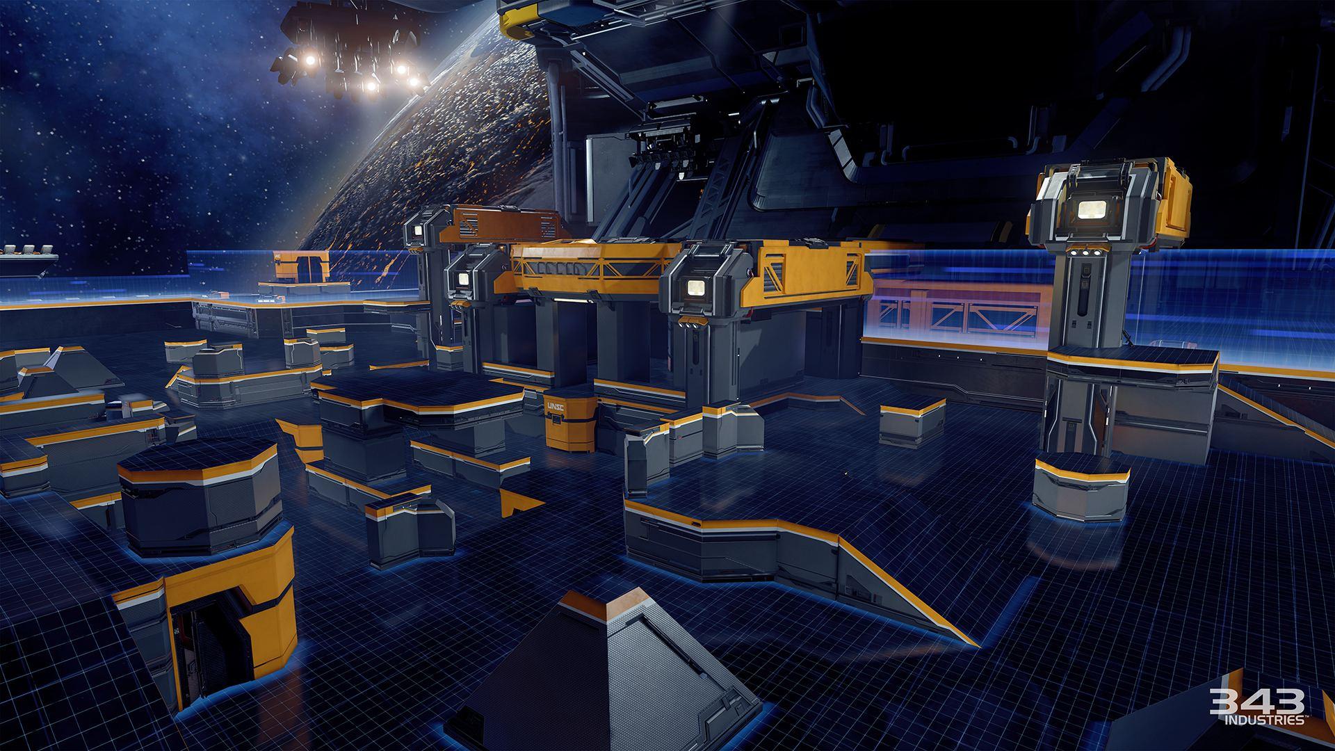 Halo 5 Guardians 3 1920x1080