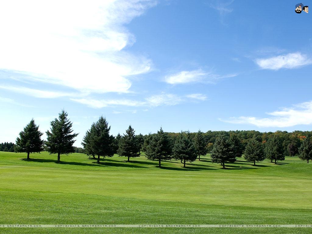 Golf Course Wallpaper Hd Golf course wallpaper 1846 hd 1024x768