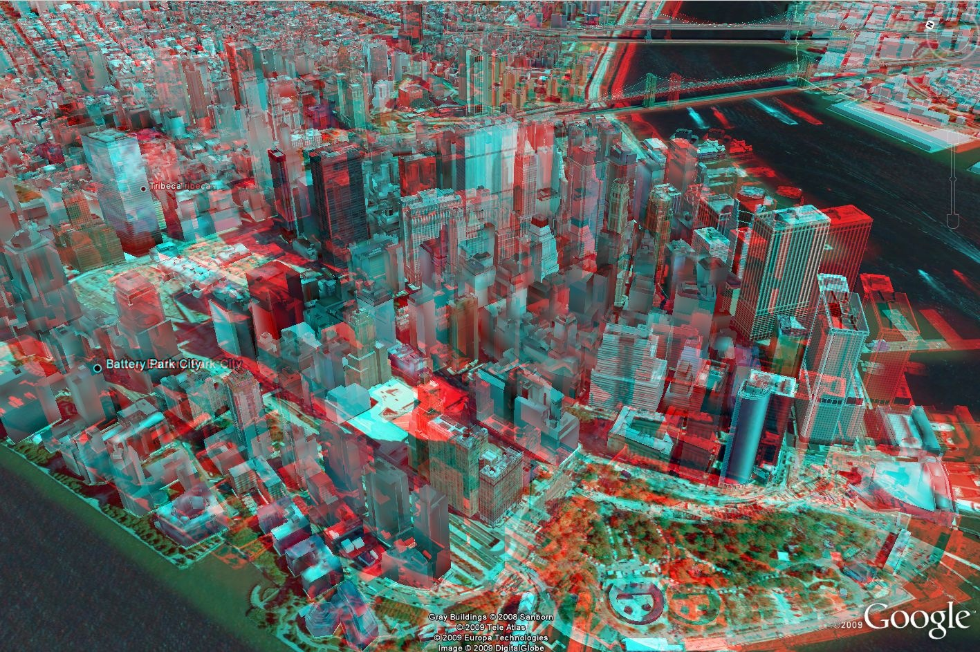3D Anaglyph Images   Widescreen HD Wallpapers 1417x943