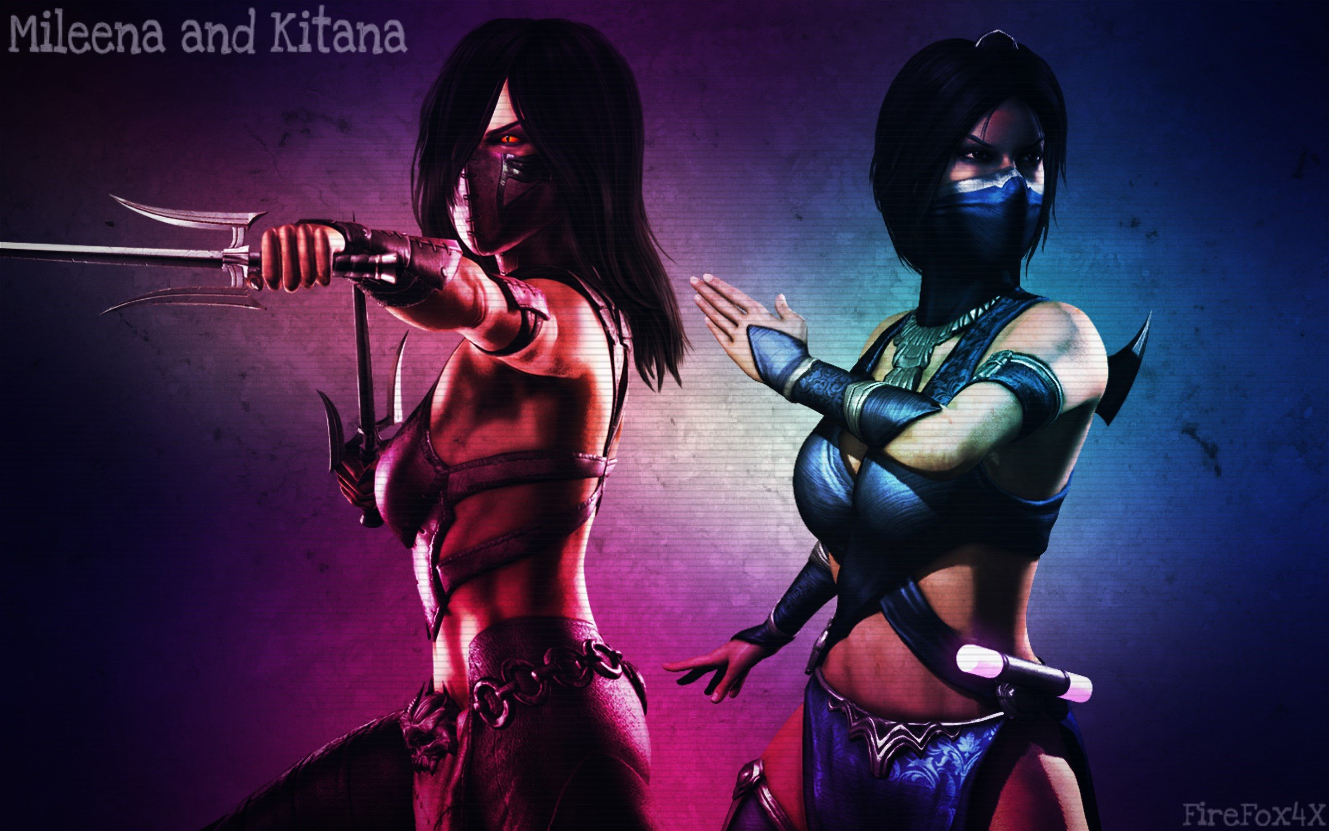 28 Mortal Kombat Wallpaper Mileena On Wallpapersafari