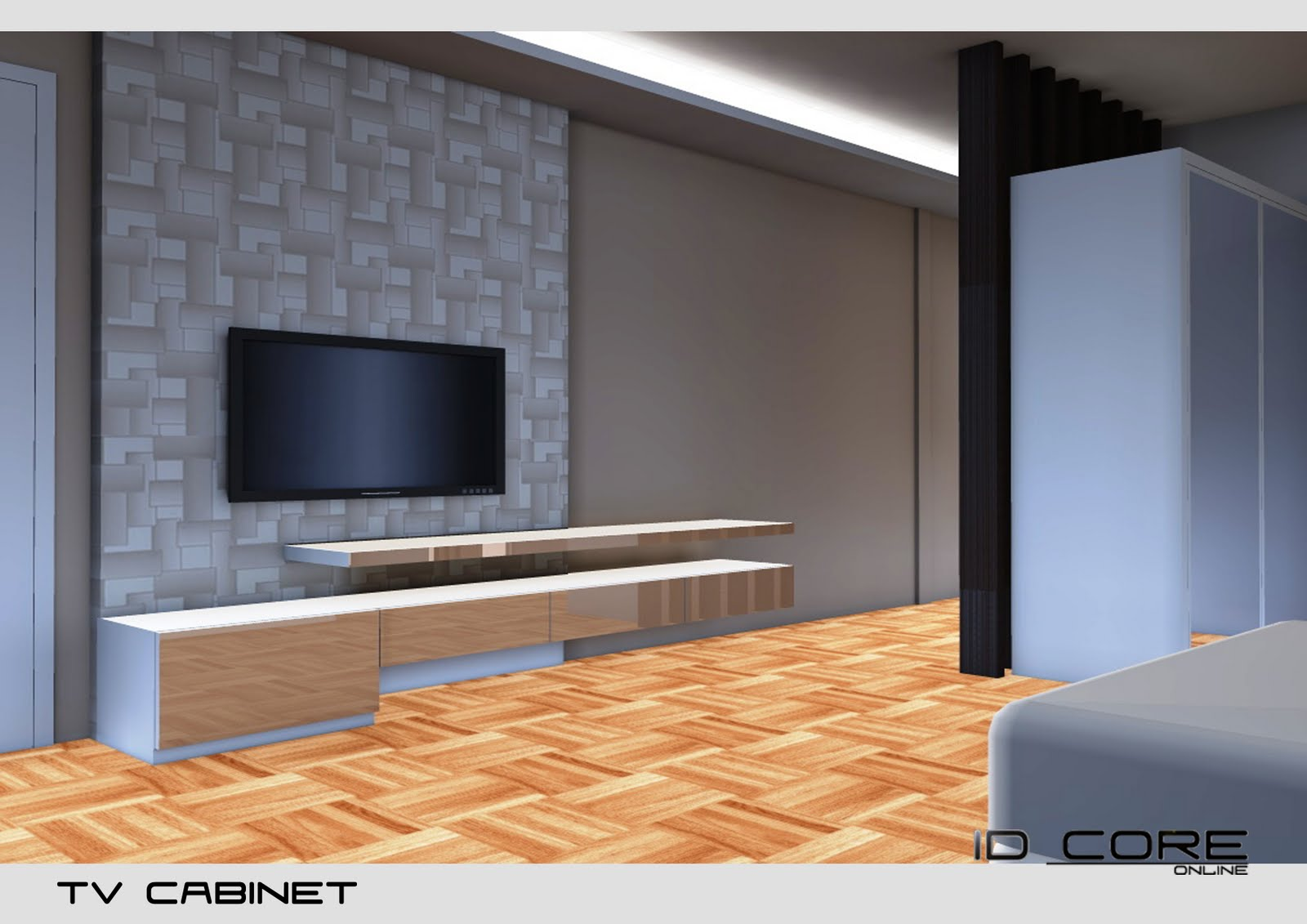 Free Download Tv Cabinet Tv Cabinet In Selected Laminate