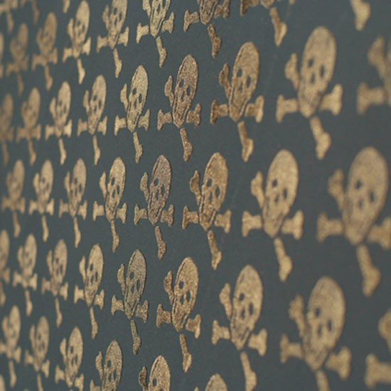 Skulls Wallpaper Wallpaper ideas PHOTO GALLERY Housetohomeco 550x550