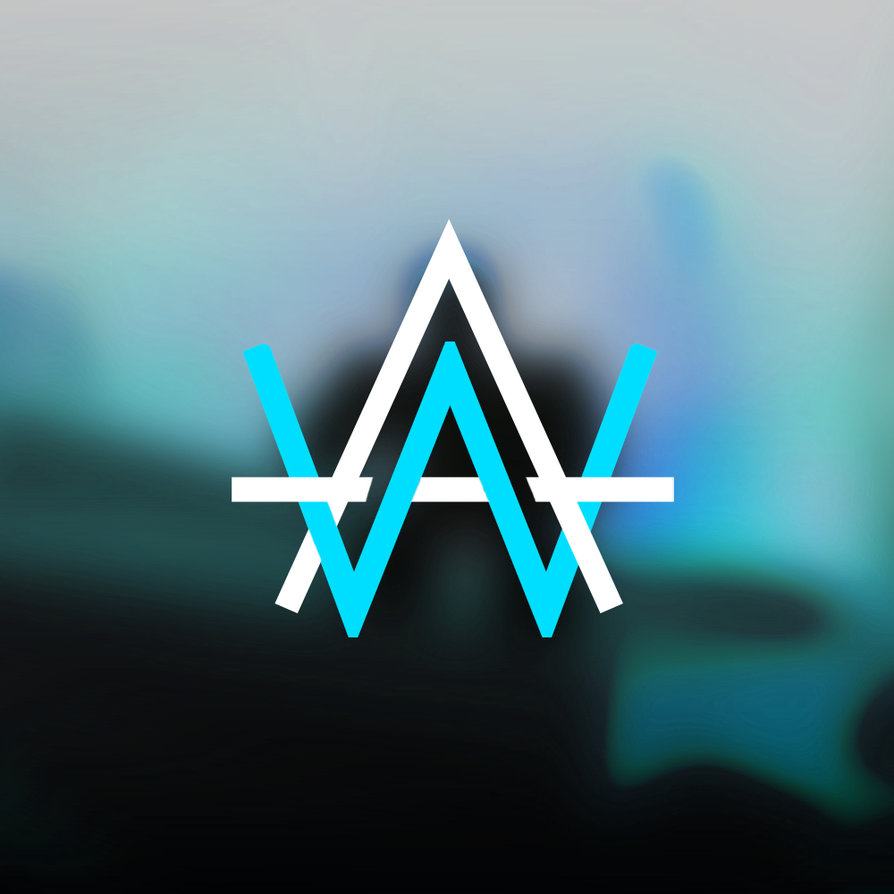 Alanwalker logo for fun by Giantepik 894x894
