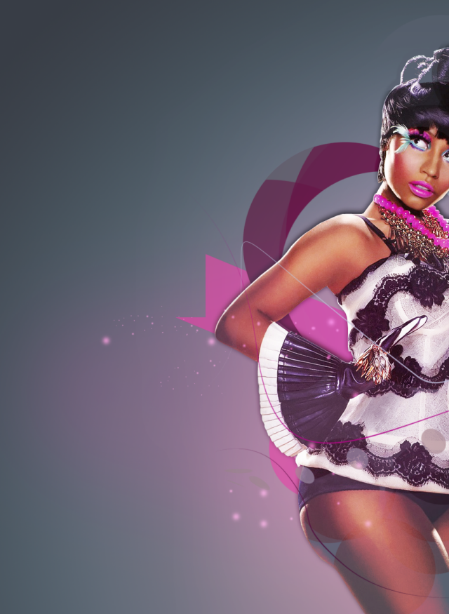 Nicki Minaj Background Rap Wallpapers 640x875