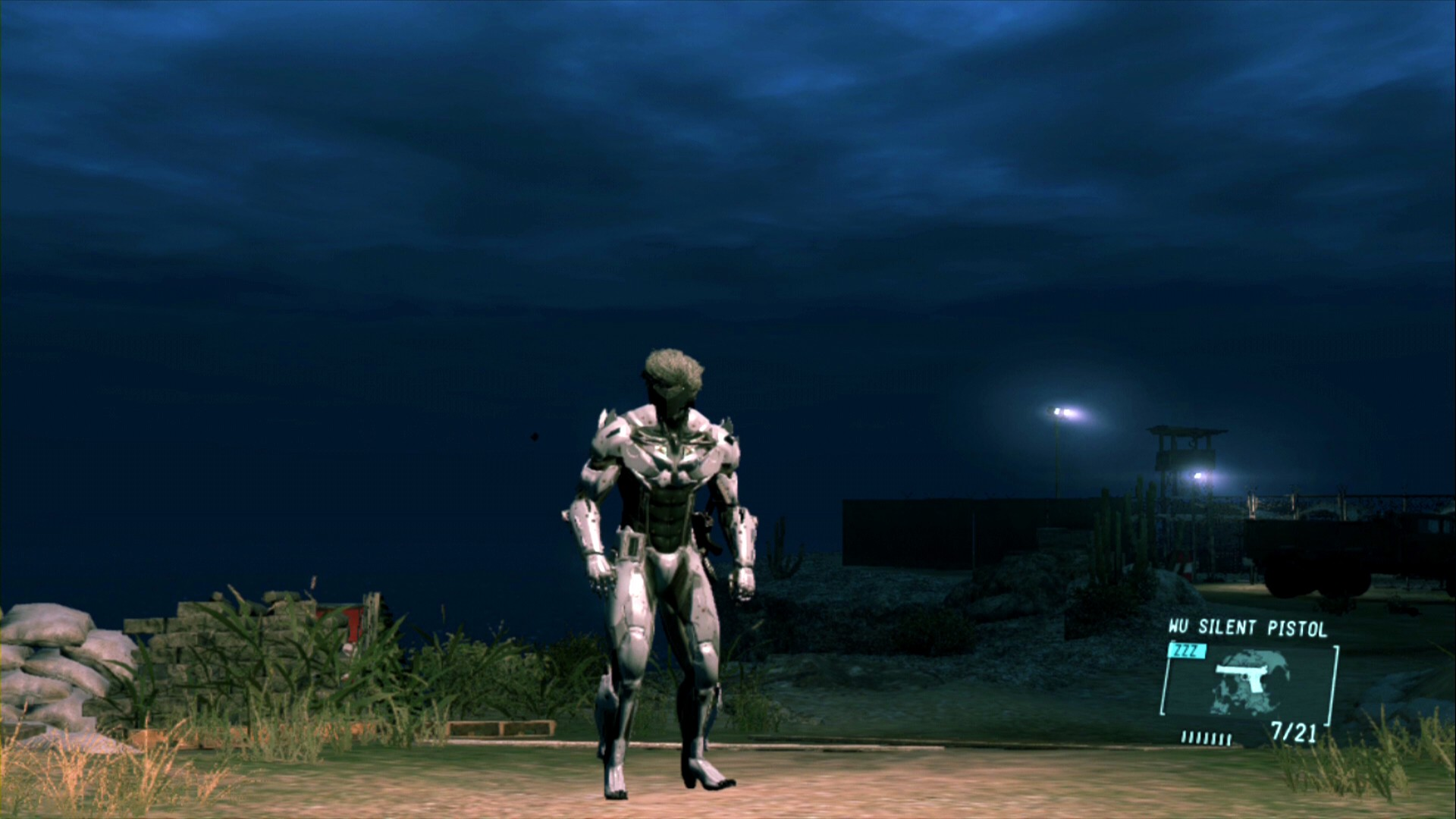 Metal Gear Solid Ground Zeroes Video Game 4k Hd Desktop: MGSV HD Wallpaper